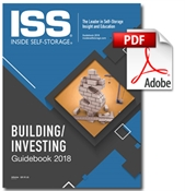Picture of Inside Self-Storage Building/Investing Guidebook 2018 [Digital]