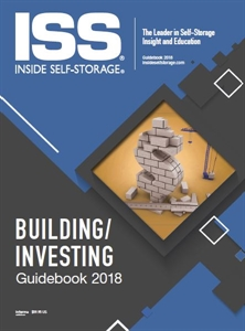 Picture of Inside Self-Storage Building/Investing Guidebook 2018 [Softcover]