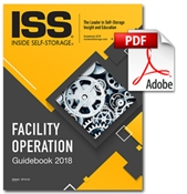 Picture of Inside Self-Storage Facility-Operation Guidebook 2018 [Digital]