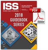 Picture of Inside Self-Storage 2018 Guidebook Series [Digital]