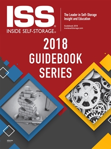 Picture of Inside Self-Storage 2018 Guidebook Series [Softcover]
