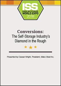Picture of DVD - Conversions: The Self-Storage Industry's Diamond in the Rough