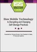 Picture of DVD - How Mobile Technology Is Disrupting and Changing Self-Storage Practices