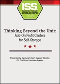 Picture of DVD - Thinking Beyond the Unit: Add-On Profit Centers for Self-Storage