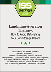 Picture of DVD - Landmine-Aversion Therapy: How to Avoid Detonating Your Self-Storage Dream