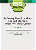 Picture of DVD - Industry Best Practices for Self-Storage: Insights From a Fellow Operator
