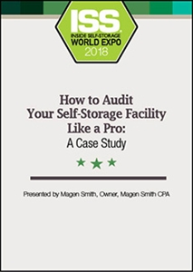 Picture of DVD - How to Audit Your Self-Storage Facility Like a Pro: A Case Study
