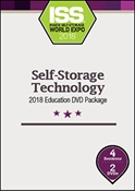 Picture of Self-Storage Technology 2018 Education DVD Package