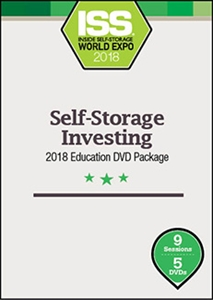 Picture of Self-Storage Investing 2018 Education DVD Package