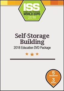 Picture of Self-Storage Building 2018 Education DVD Package