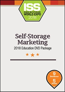 Picture of Pre-Order - Self-Storage Marketing 2018 Education DVD Package