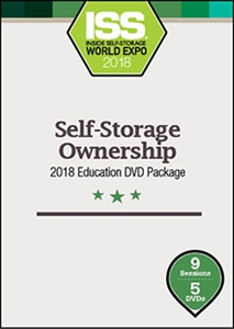 Picture of Self-Storage Ownership 2018 Education DVD Package
