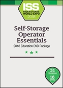 Picture of Self-Storage Operator Essentials 2018 Education DVD Package