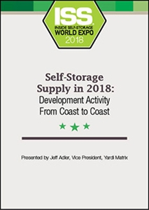 Picture of DVD - Self-Storage Supply in 2018: Development Activity From Coast to Coast
