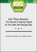 Picture of DVD - Get That Money: The Secrets to Raising Capital for Your Next Self-Storage Deal