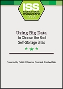 Picture of DVD - Using Big Data to Choose the Best Self-Storage Sites