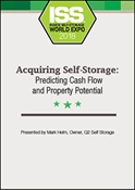 Picture of DVD - Acquiring Self-Storage: Predicting Cash Flow and Property Potential