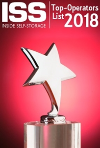 Picture of Inside Self-Storage 2018 Top-Operators Lists