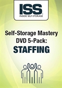 Picture of Self-Storage Mastery DVD 5-Pack: Staffing