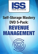 Picture of Self-Storage Mastery DVD 5-Pack: Revenue Management