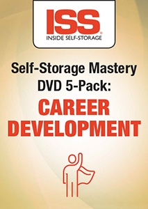 Picture of Self-Storage Mastery DVD 5-Pack: Career Development