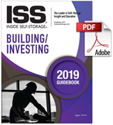 Picture of Inside Self-Storage Building/Investing Guidebook 2019 [Digital]