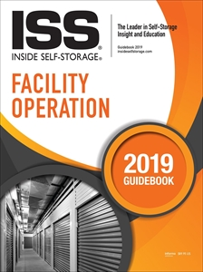 Picture of Inside Self-Storage Facility-Operation Guidebook 2019 [Softcover]