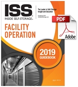 Picture of Inside Self-Storage Facility-Operation Guidebook 2019 [Digital]