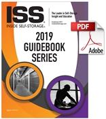Picture of Inside Self-Storage 2019 Guidebook Series [Digital]