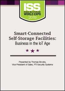 Picture of DVD - Smart-Connected Self-Storage Facilities: Business in the IoT Age