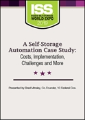 Picture of DVD - A Self-Storage Automation Case Study: Costs, Implementation, Challenges and More