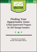Picture of DVD - Finding Your Opportunity Zone: A New Government Program for Self-Storage Investors