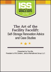 Picture of DVD - The Art of the Facility Facelift: Self-Storage Renovation Advice and Case Studies