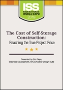 Picture of DVD - The Cost of Self-Storage Construction: Reaching the True Project Price