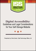 Picture of DVD - Digital Accessibility: Guidelines and Legal Considerations for Your Self-Storage Website