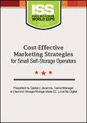 Picture of DVD - Cost-Effective Marketing Strategies for Small Self-Storage Operators
