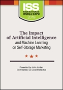 Picture of DVD - The Impact of Artificial Intelligence and Machine Learning on Self-Storage Marketing