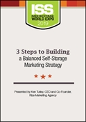 Picture of DVD - 3 Steps to Building a Balanced Self-Storage Marketing Strategy