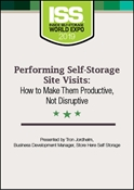 Picture of DVD - Performing Self-Storage Site Visits: How to Make Them Productive, Not Disruptive