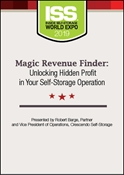 Picture of DVD - Magic Revenue Finder: Unlocking Hidden Profit in Your Self-Storage Operation