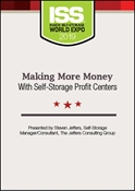 Picture of DVD - Making More Money With Self-Storage Profit Centers
