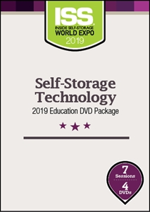 Picture of Self-Storage Technology 2019 Education DVD Package