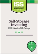 Picture of Self-Storage Investing 2019 Education DVD Package
