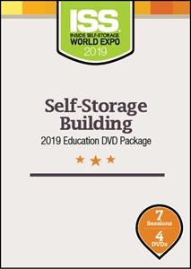 Picture of Self-Storage Building 2019 Education DVD Package