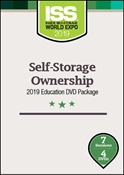 Picture of DVD Pre-Order - Self-Storage Ownership 2019 Education DVD Package