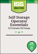 Picture of Self-Storage Operator Essentials 2019 Education DVD Package