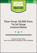 Picture of View From 30,000 Feet: The Self-Storage Investment Markets