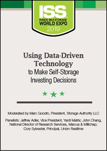 Picture of Using Data-Driven Technology to Make Self-Storage Investing Decisions