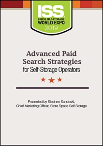 Picture of Advanced Paid Search Strategies for Self-Storage Operators