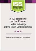 Picture of It All Happens on the Phone: Mobile Technology and the Tenant-Centric Experience